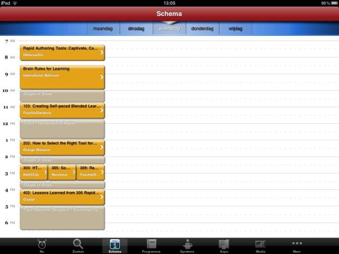 lscon Ipad app