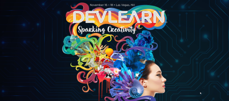 DevLearn 2016 conference, November 16-18, Las Vegas Nevada
